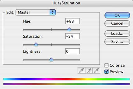how to change the hue in photoshop 2015 on layer